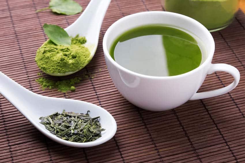 Matcha Grüner Tee Vergleich